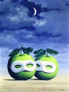 The married Priest renemagritte